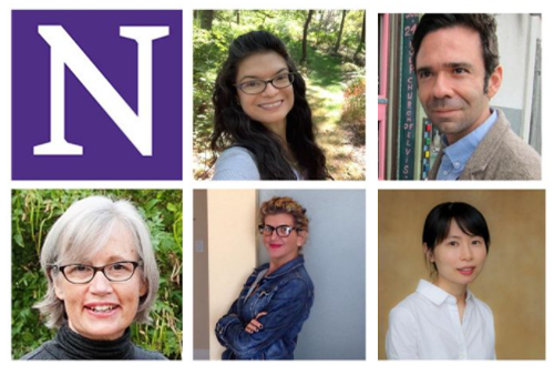NU Faculty and Graduate Reading